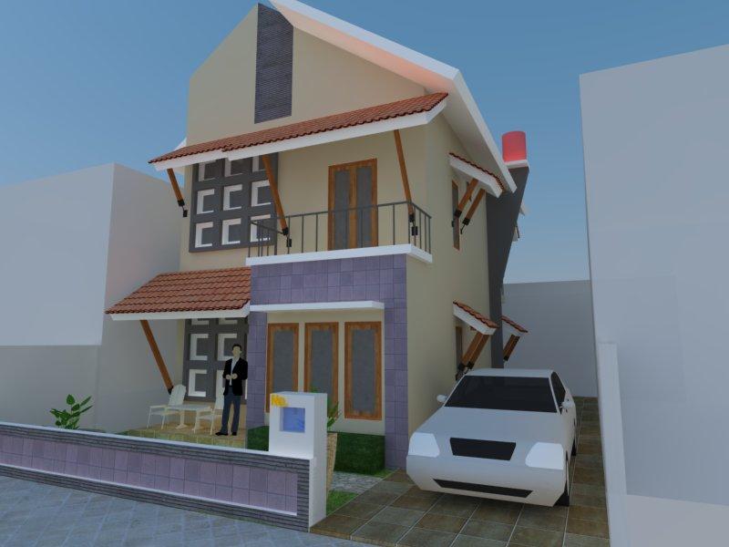 Topi Jendela Rumah Minimalis