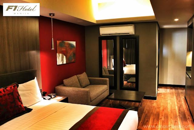 F1 Hotel Manila | Deluxe King Room
