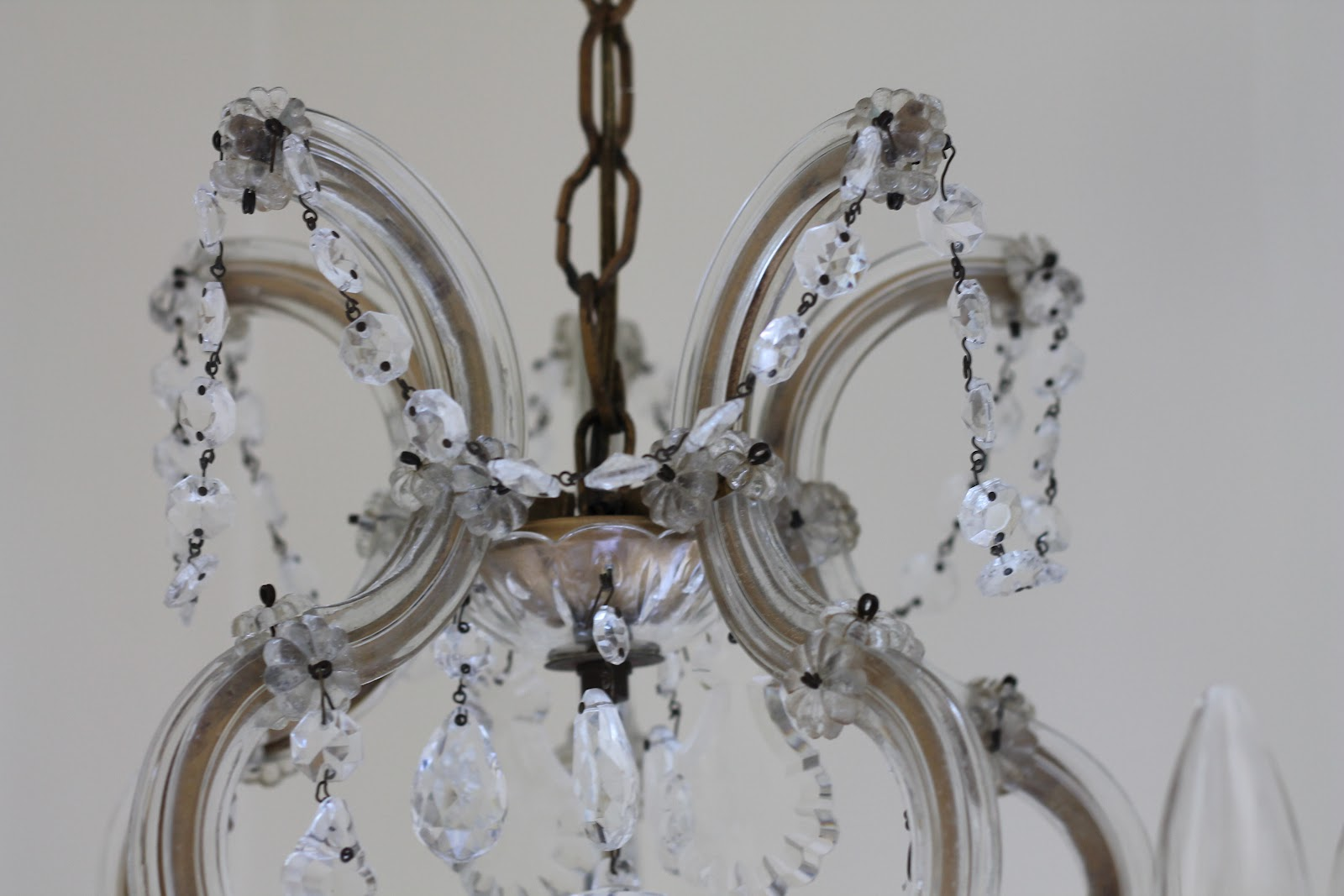 Walrus Vintage Crystal Chandelier Sold On Craigslist