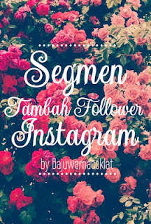 http://bajuwarnacoklat.blogspot.my/2015/10/segmen-tambah-follower-instagram.html