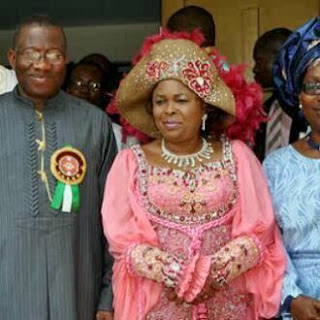 Breaking News: Jonathan and His Wife, Patience, Admitted Into German Hospital