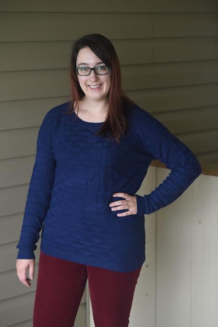 Nilla Button Back Sweater