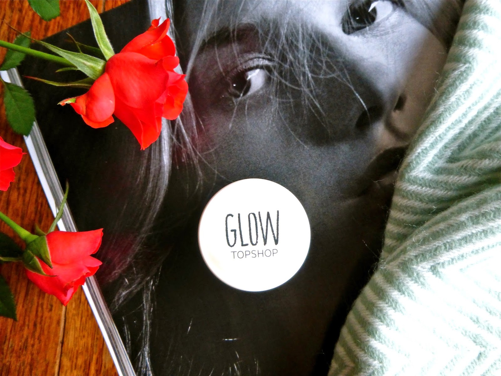 Topshop Glow in Polished