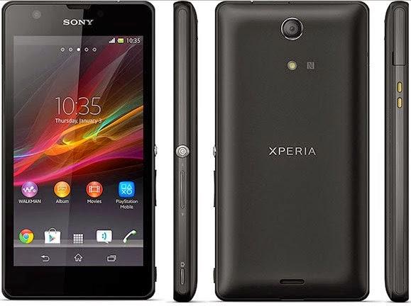 Harga Hp Sony Xperia ZR C5502 Terbaru, Ponsel Canggih Kamera 13.1MP
