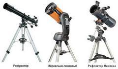 Купить телескопы онлайн