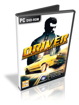 Download Driver: San Francisco PC Gamer Completo + Crack 2011