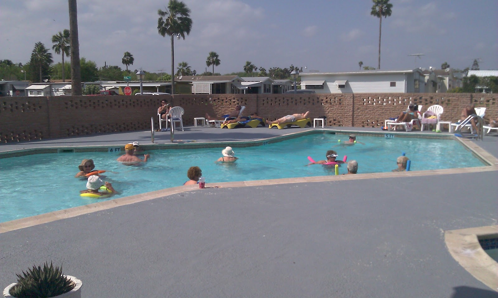 Leisure world community pool time fun for Pool time pools
