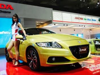 Honda CR-Z Bandung