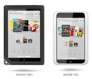B&N Nook HD and HD Plus Photo