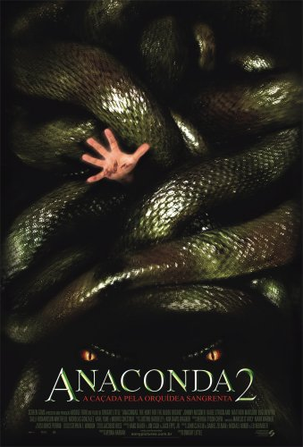 Anaconda 2 Poster Todo El Terror Del Mun...