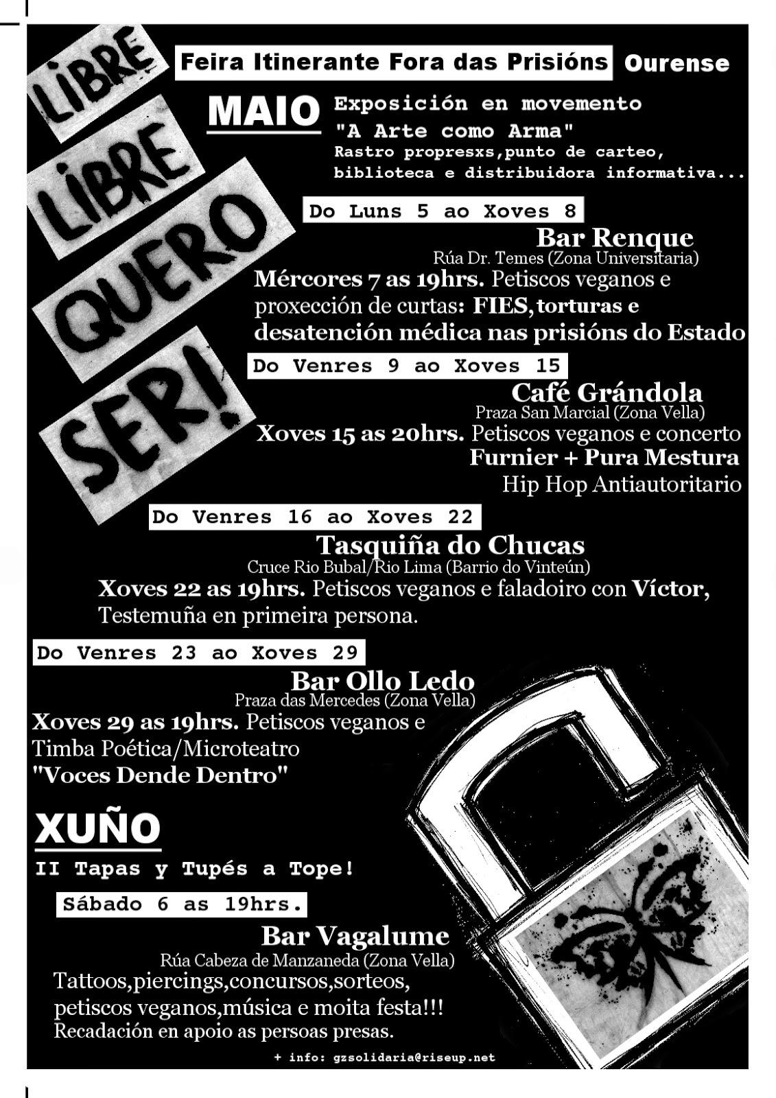 Ourense 05. Feria Itinerante