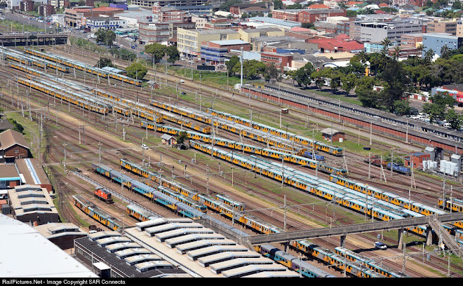 PRASA / Metrorail Yard