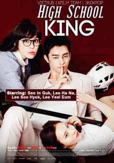 Xem Phim Ông Hoàng Trường Trung Học - High School King