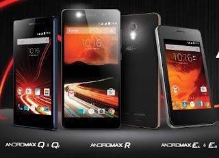 Ponsel Terbaru Andromax 4G LTE dari SmartFren, Andromax R, Andromax Q, Andromax Qi, Andromax Ec, dan Andromax Es