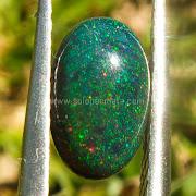 Batu permata Black Opal kalimaya - SP835