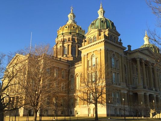 Umat Islam Iowa Gelar Muslim Day