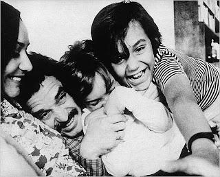 Gabriel Garcia Marquez esposa e hijos