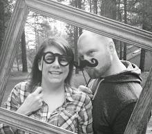 Bryan and me