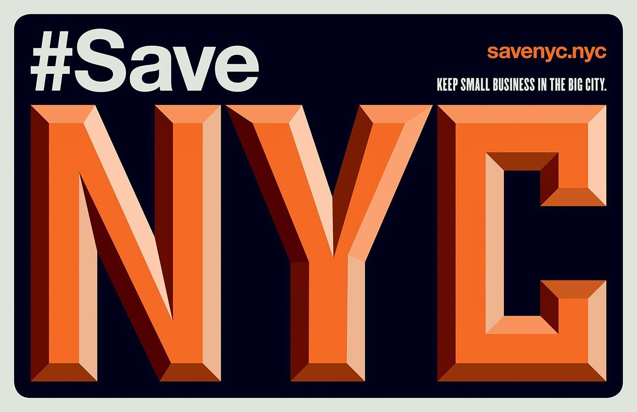 Save New York City!