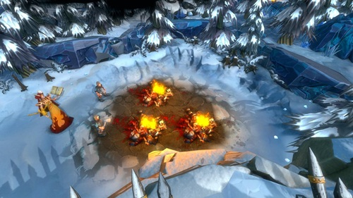 Dungeons 2 - A Game of Winter - PC (Download Completo em Torrent)