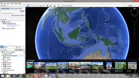 Google Earth Pro 7.1.2 Full Patch 2
