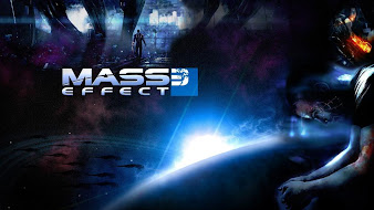 #9 Mass Effect Wallpaper