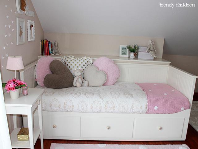 La habitaci n de carmen por fin trendy children for Dormitorio hemnes