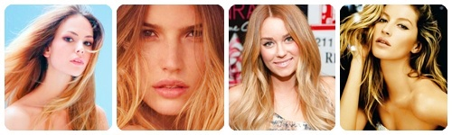 mechas californianas collage