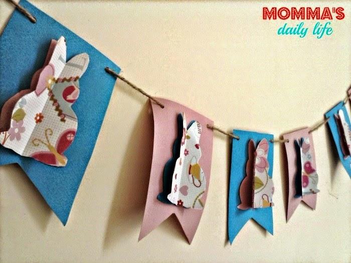 http://mommasdailylife.blogspot.gr/2015/03/easter-bunny-garland.html
