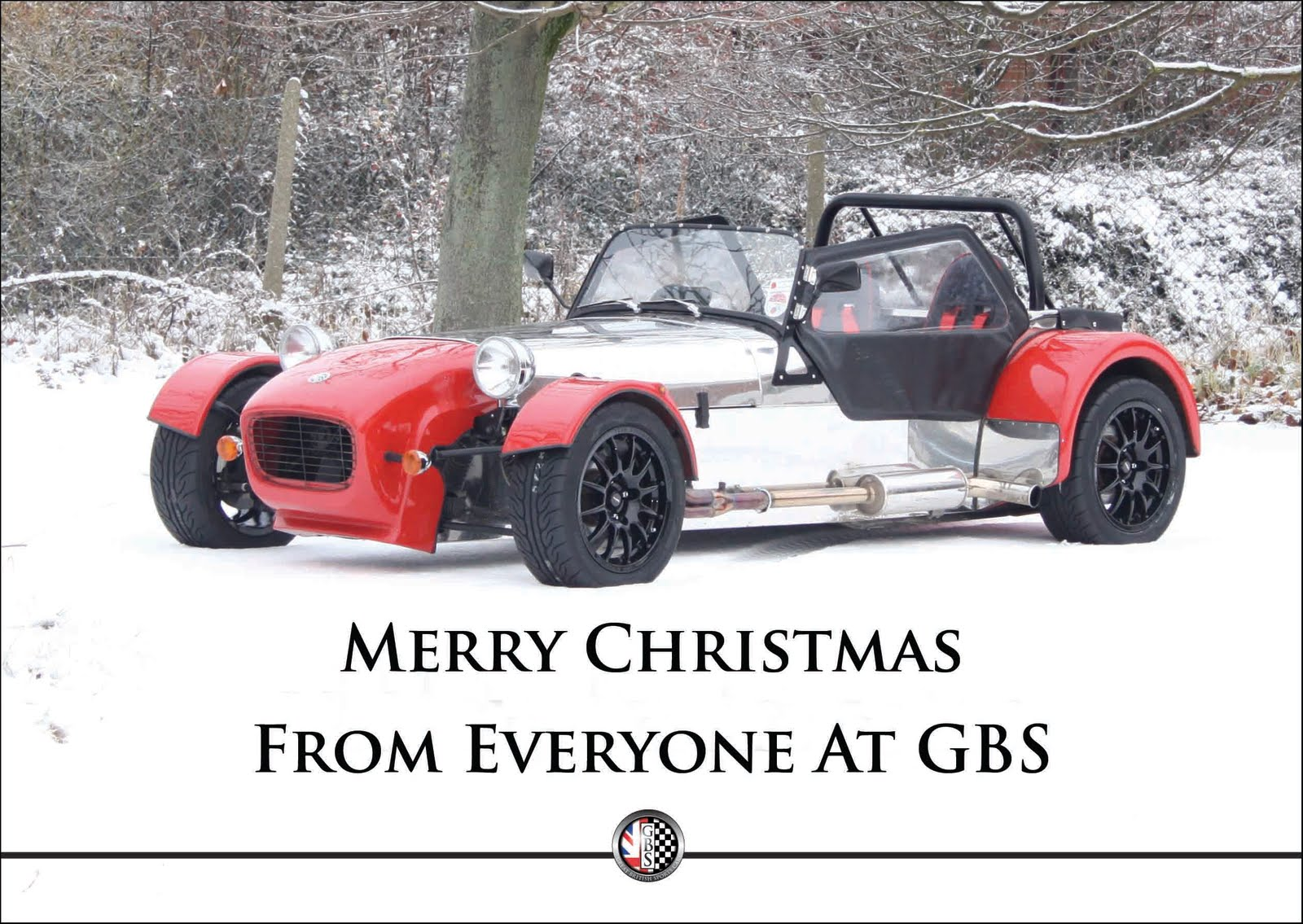 Merry Christmas From Everyone At Gbs Auto Keirning Cars