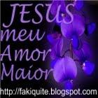 JESUS, MEU AMOR MAIOR