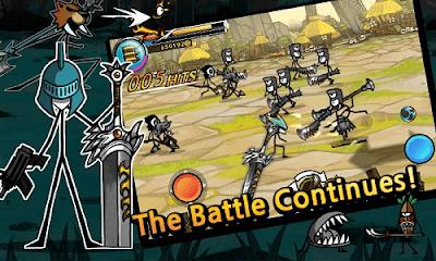 Cartoon Wars: Blade v1.0.6 Apk Mod (Offline Version) 1