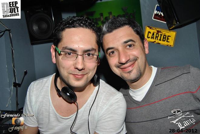 DJ Rui Miguel & DJ LAS