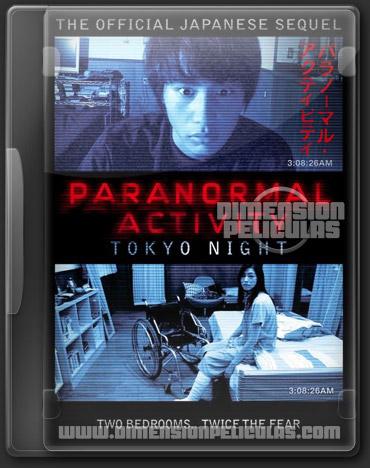 Actividad Paranormal 0: El Origen (DVDRip Español Latino) (2011)