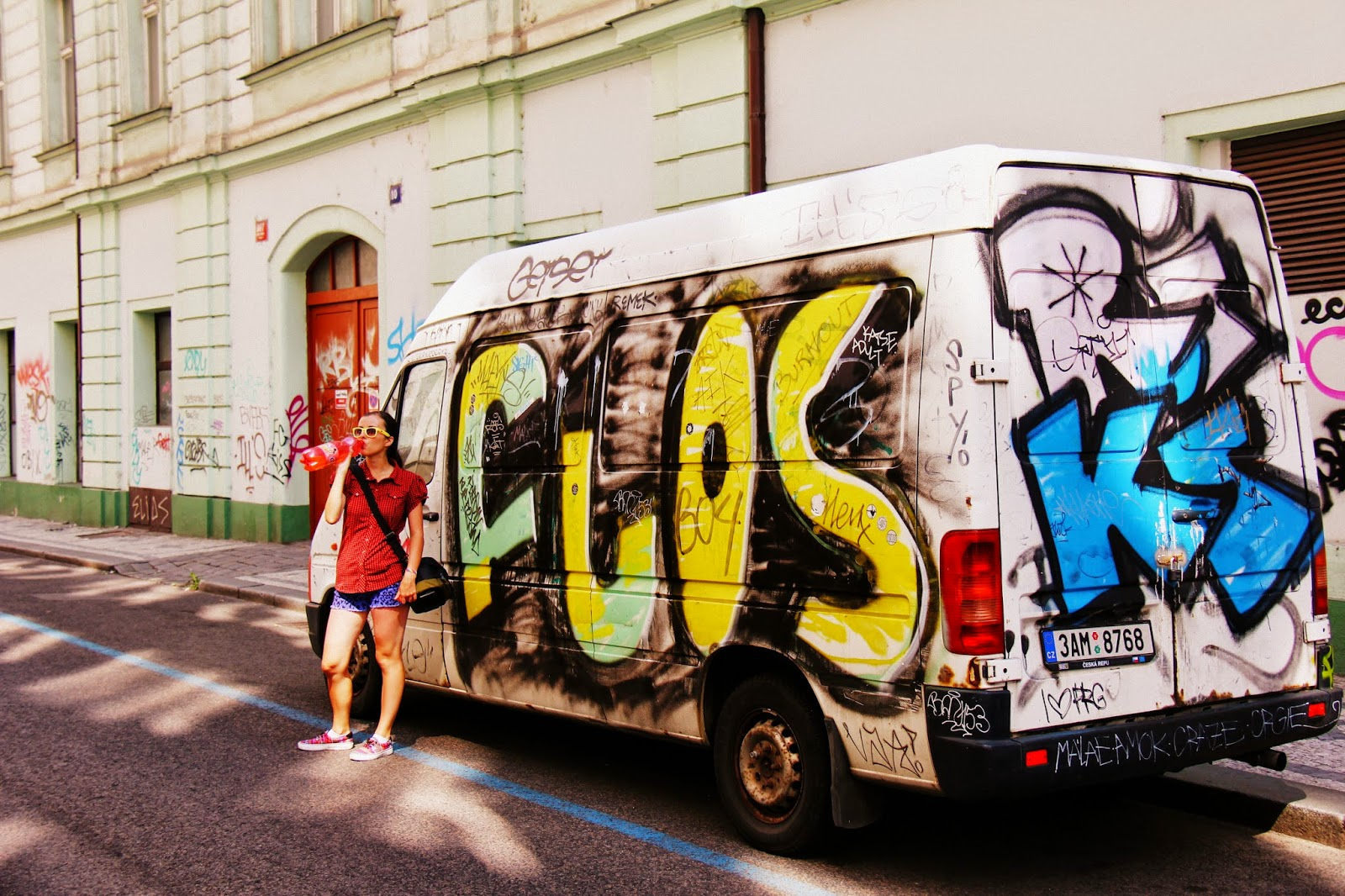 Смотреть czech on the streets 6 фотография