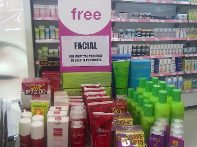 free facial