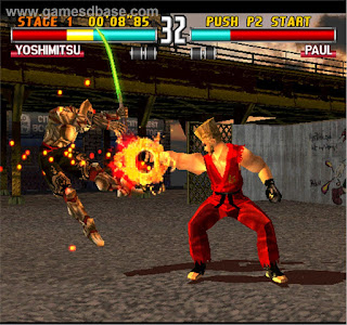Tekken 3 play now