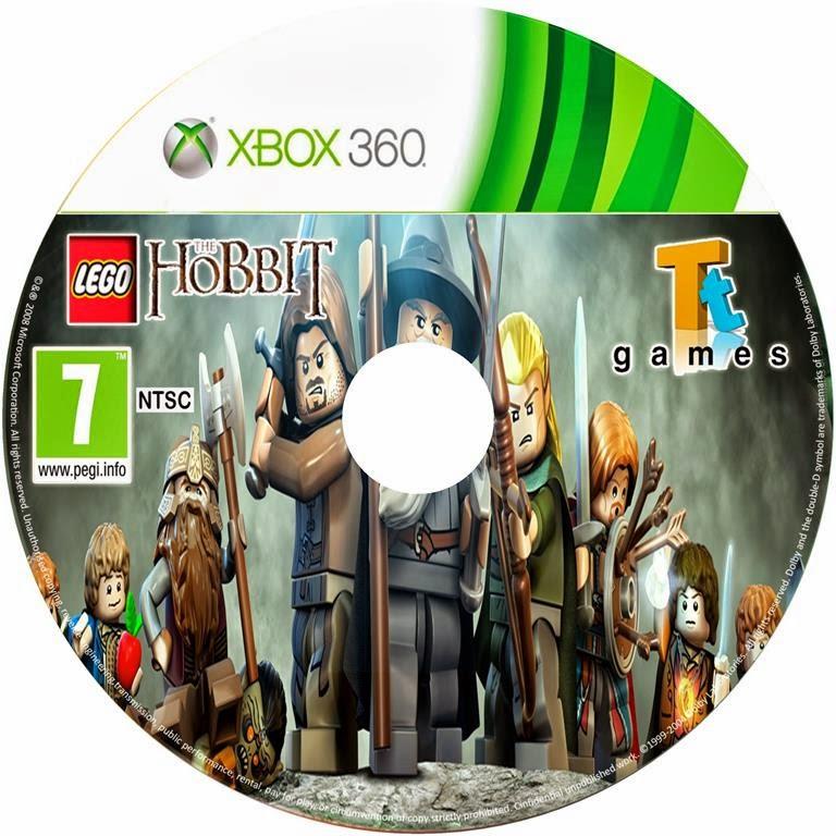 LEGO+The+Hobbit+-+Label+Game+XBox+360 jpg