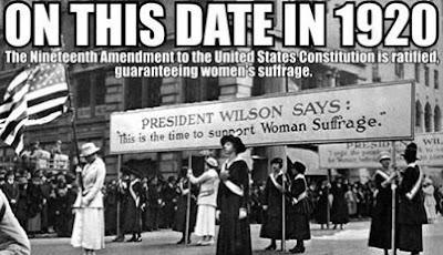 19th amendment date in Australia