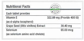 Vitamin E Shaklee.. Vitamin CINTA Terbaik..