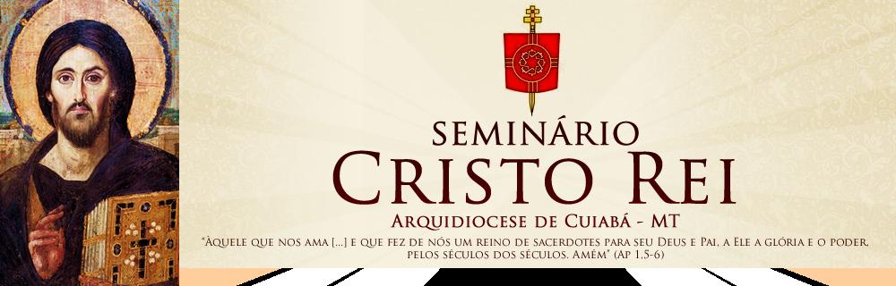 Blog Seminário Cristo Rei