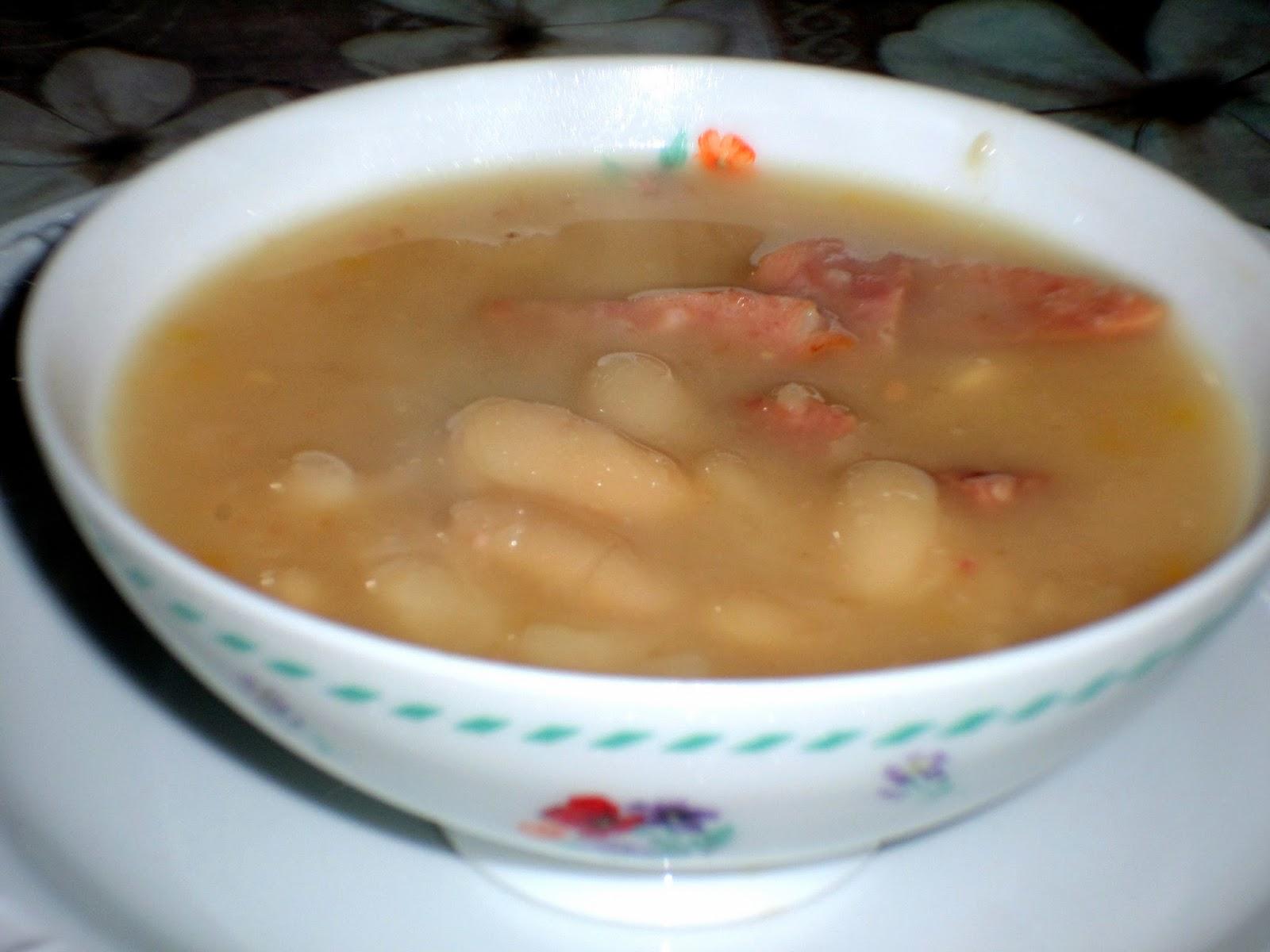 receita de caldo de feijão
