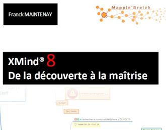 XMind 8 : de la découverte à la maîtrise