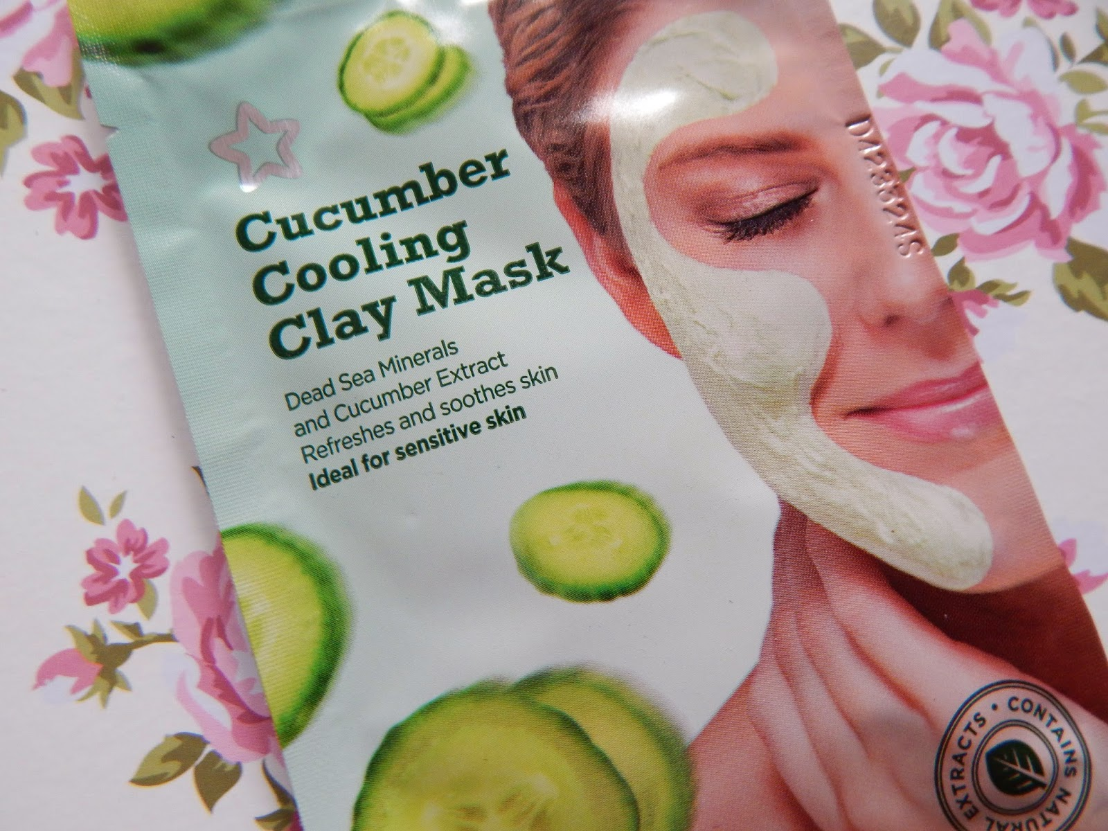 Cucumber facial masks uncle