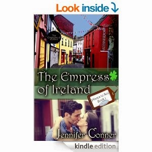 http://www.amazon.com/Empress-Ireland-Places-See-ebook/dp/B00IRJLNP2/ref=sr_1_10?s=books&ie=UTF8&qid=1393974141&sr=1-10&keywords=the+empress+of+ireland