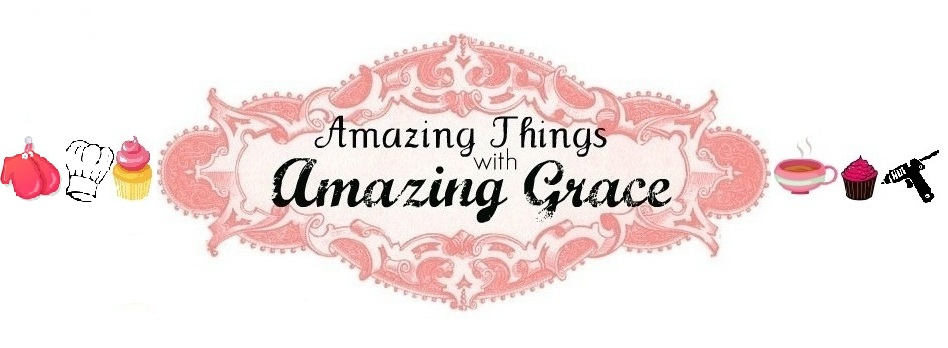 Amazing Things with Amazing Grace