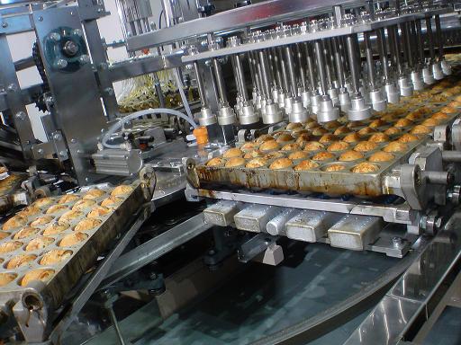 Seguridad coupacional procesos productivos for Procesos de produccion de alimentos