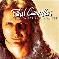 Paul Camilleri - 2 albums: Just What You Wanted / Live in Europe