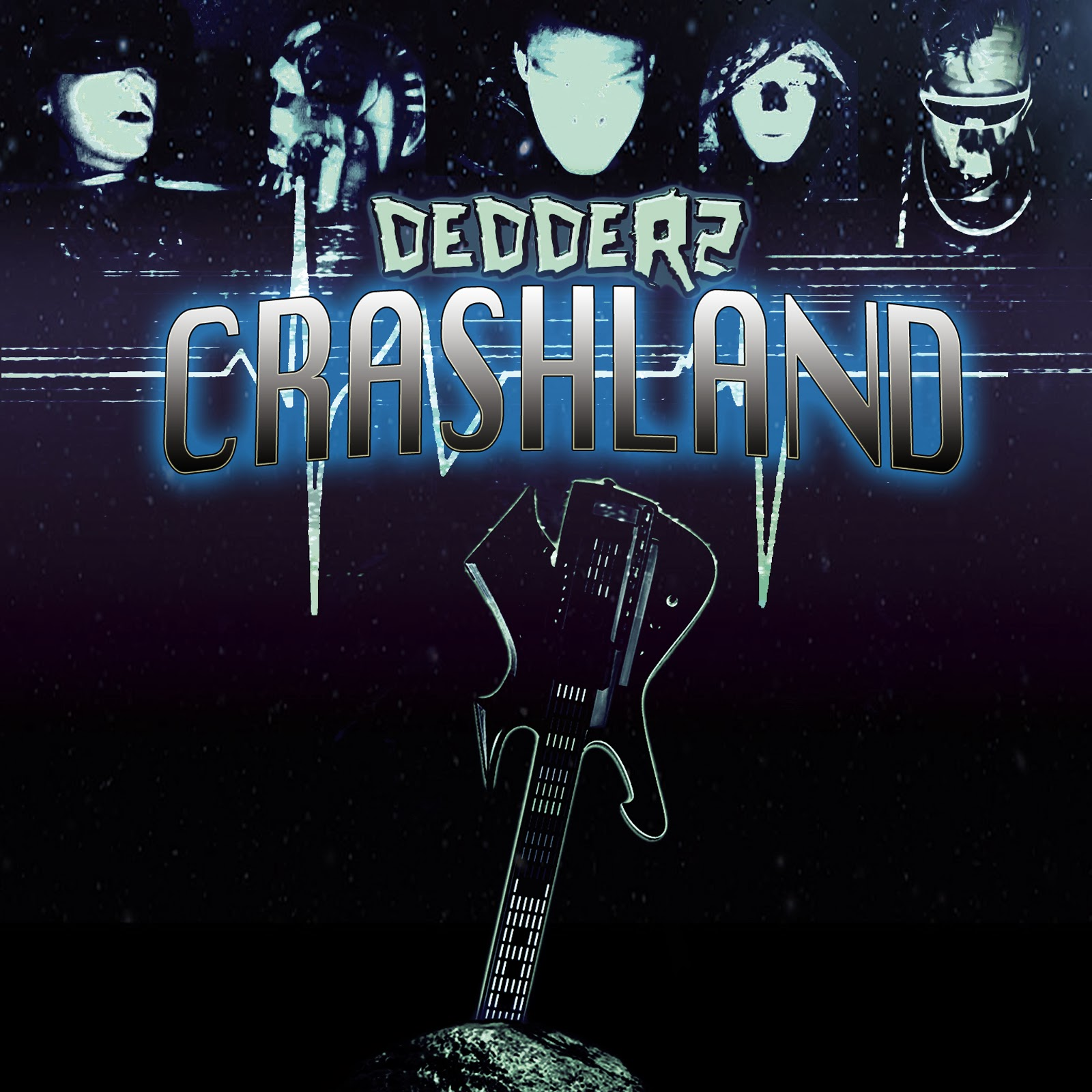 Dedderz 'CrashLand' - OUT NOW!