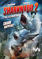 Sharknado 2 The Second One 2014 UnRated 720p BRRip Dual Audio